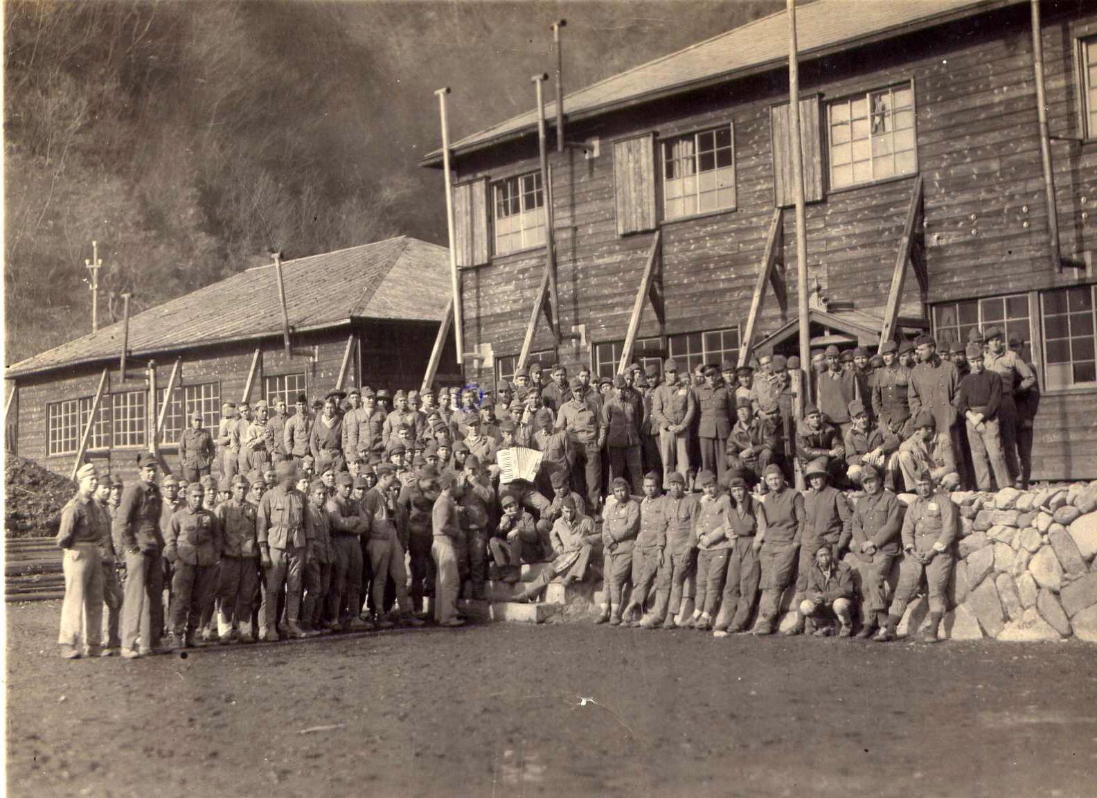 POW camp