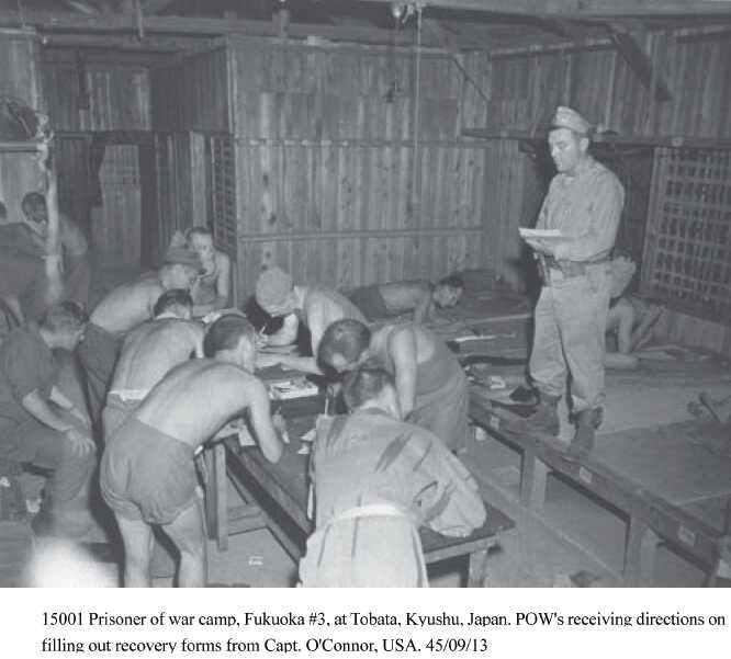 Recovery and Rescue -- Fukuoka Division Camps